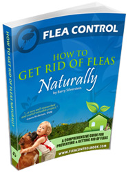 Natural Flea Control Book